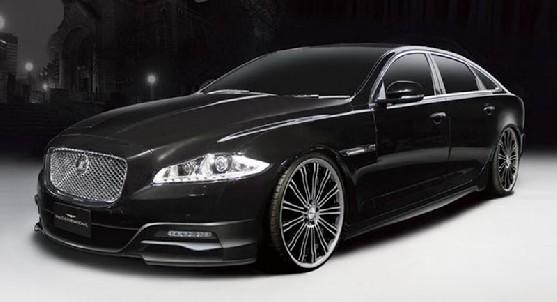 Jaguar XJ Black