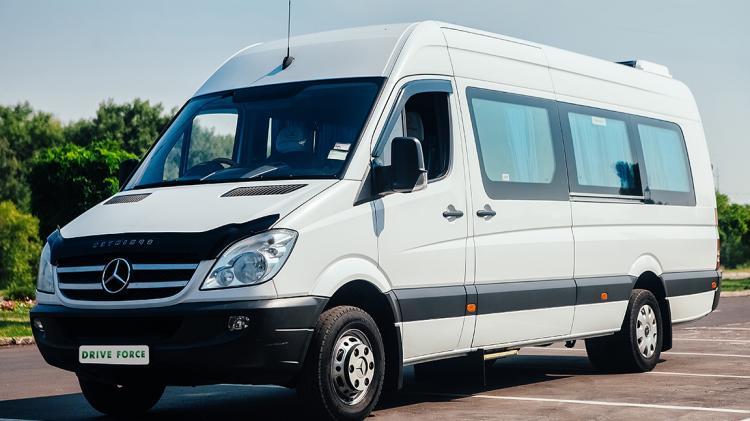 Транспорт для гостей (микроавтобусы): <strong>от 280 грн.*</strong>